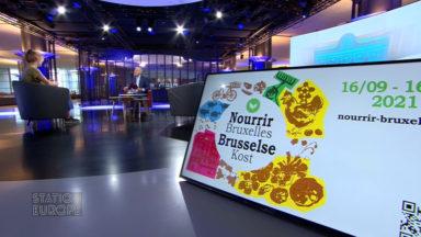 Station Europe : nourrir Bruxelles… et l'humanité !