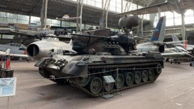Les chars dérobés au War Heritage Institute en 2007 vont lui être rendus