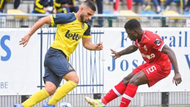 Football : l'Union perd à domicile contre Anvers
