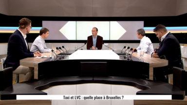 Versus : quelle place pour les taxis et LVC à Bruxelles ?