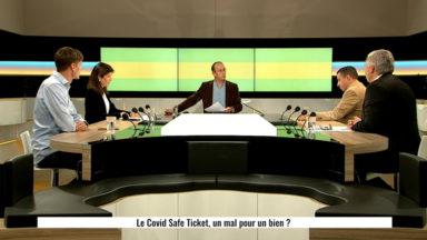 Versus : le Covid Safe Ticket, un mal pour un bien ?