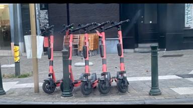 2.000 nouvelles trottinettes électriques sont déployées dans les rues de Bruxelles par un nouvel opérateur