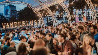 Plus de 3.000 personnes au festival de bières Wanderlust