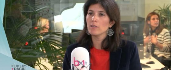 Alexia Bertrand - Invitée TPA Radio - 18102021