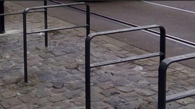 Près de 1.000 nouveaux arceaux pour les vélos afin de sécuriser les abords de passages piétons