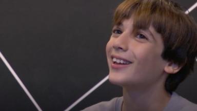 """Sortie du film """"Spaceboy"""" dans les salles : rencontre avec le jeune acteur Basile Grunberger"""