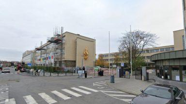 Anderlecht : le personnel de l'Institut Lambion annonce un arrêt de travail