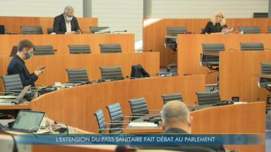 CST : projet d'ordonnance en débat au Parlement bruxellois