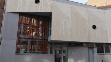 """Une nouvelle """"éco-crèche"""" inaugurée à Laeken"""