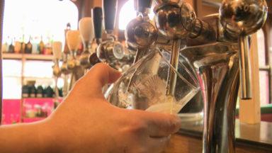 Changement dans la taxation forfaitaire du fût de bière: une économie de 13.000€ à 17.000€ par café par an