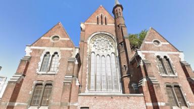 Forest : un projet de salle d'escalade dans l'église Saint-Antoine de Padoue