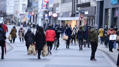 La chaussée d'Ixelles plus fréquentée que la rue Neuve depuis l'été 2020