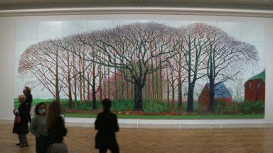 Bozar : une rétrospective consacrée à David Hockney, le maître des couleurs