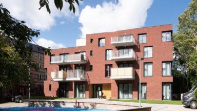 Ixelles : 24 nouveaux logements sociaux dans le quartier Volta