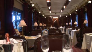 Expo : plongée dans l'histoire de l'Orient-Express au Train World