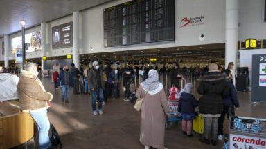 Brussels Airport : une grève du zèle de la police prévue ce vendredi