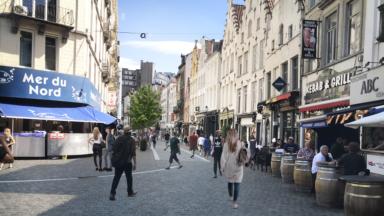 Centre-ville : Sainte-Catherine deviendra une rue arborée et de plain-pied