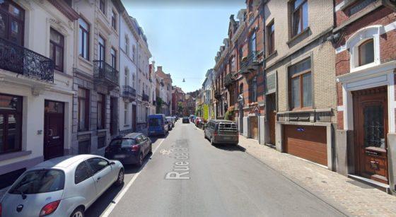 Rue de la Ruche Schaerbeek - Google Street View