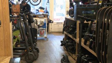 Les vendeurs de trottinettes électriques sereins face à l'annonce de nouvelles réglementations