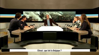 Versus – Climat : que fait la Belgique ?