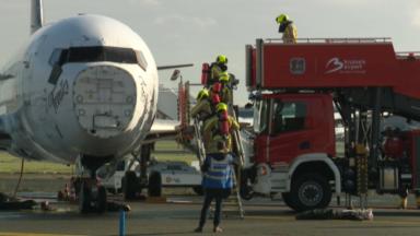 Brussels Airport : un exercice catastrophe à grande échelle