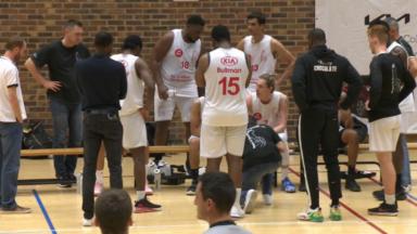 Basket : le Royal IV s'incline 81-89 face à Courtrai
