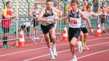 Ekiden de Bruxelles : 612 équipes et une victoire de la Runner's Lab Athletics team