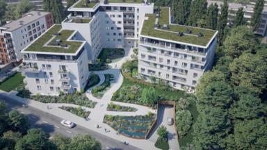 De plus en plus d'anciens bureaux sont transformés en logements : un enjeu d'intégration dans les quartiers