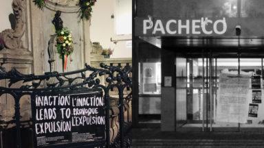 Une campagne d'affichage dénonce l'expulsion des sans-papiers
