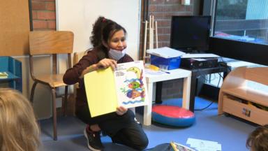 Atelier parascolaire de néerlandais en maternelle