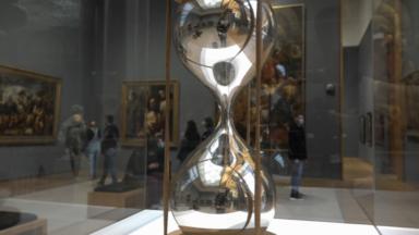 Les oeuvres de l'artiste Fabrice Samyn exposées au musée des Beaux-Arts