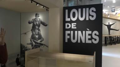 Le cinéma Palace consacre sa première grande expo à Louis de Funès