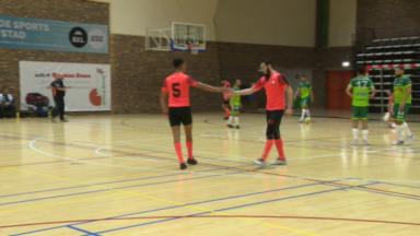 Anneessens25 : 500 euros de test Covid pour pouvoir jouer un match de futsal