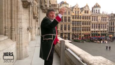 Hors Cadre : rencontre avec Eddy Van de Mert, Hallebardier de la Ville de Bruxelles