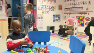 Laeken : ouverture d'une première classe maternelle d'enseignement spécialisé de type 2