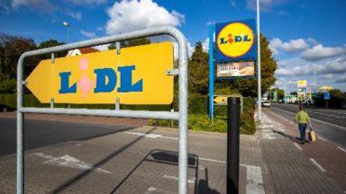 Conflit social : les magasins Lidl à nouveau ouverts